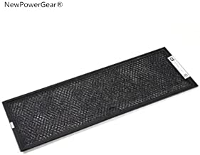 NewPowerGear Microwave Grease Filter Replacement For JGD3536WB01 JGD3536WS00 JGD3536WS01 JGD3536WW00 JGD3536WW01
