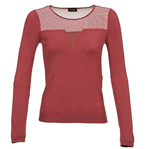 Kookaï MELOUA Pullover & Strickjacken Damen Rot - EU M (T2) - Pullover
