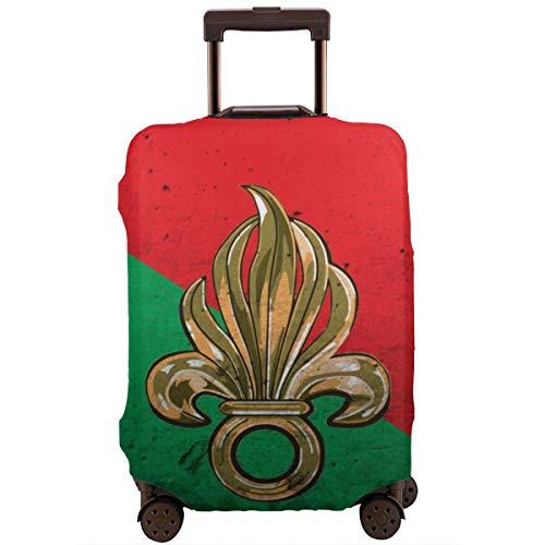 Funda Protectora para Maleta Bandera de la Legión Extranjera Protector de Maleta de Viaje XL