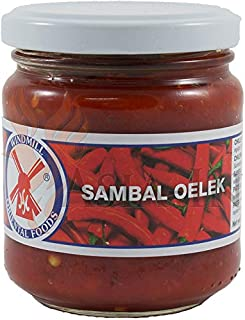 200g  WINDMILL Sambal Oelek / Chilipaste / Chilli Paste