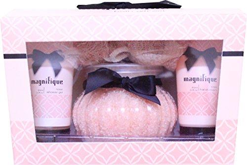 日本グランド シャンパーニュ Magnifique ローズバスギフト オリジナル