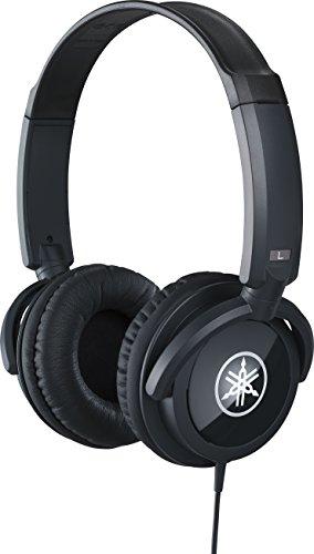 Yamaha HPH-100B Kopfhörer, schwarz