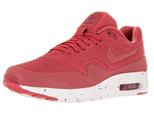 Nike Herren Air Max 1 Ultra Moire Turnschuhe, Rojo (Rojo (Terra Red/Terra Red-White), 43 EU
