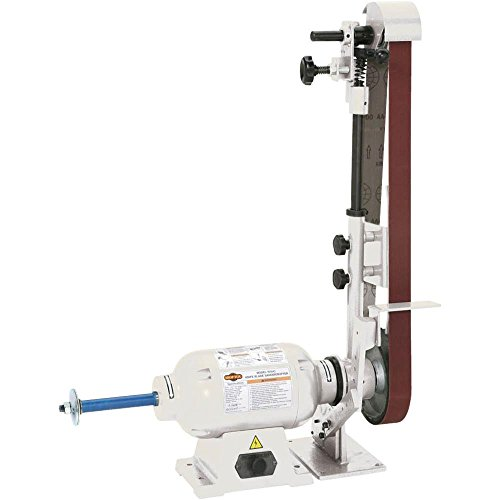 Shop Fox W1843 Knife Belt Sander/Buffer