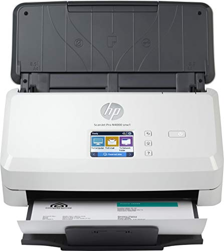 HP Scanjet Pro N4000snw1, 6FW08A