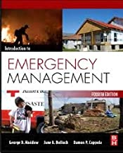 introduction to emergency management 4th edition