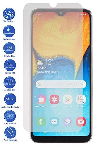 Todotumovil Protector de Pantalla Samsung Galaxy A20 E 2019 de Cristal Templado Vidrio 9H para movil