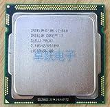 i7 860 CPU, 2.8GHz / LGA1156 / 8 MB/Quad-Core / i7-860 pengiriman Gratis scrattered buah