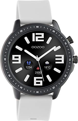 OOZOO Grijs Display Smartwatch Q00328