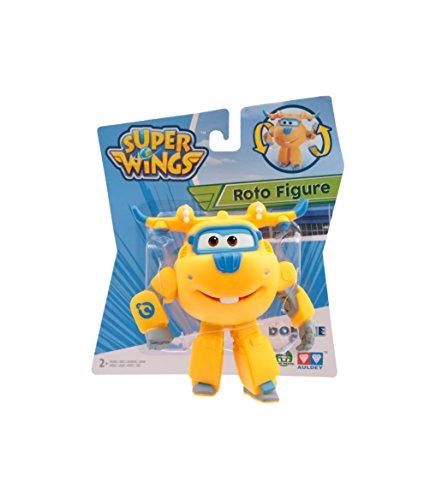 Giochi Preziosi - Super Wings Personaggio Donnie, Articolato Soft
