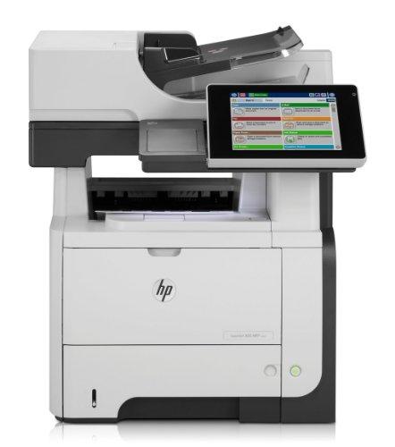 HP LaserJet - Impresora multifunción (Laser, Copiar, digital sender, fax, Imprimir, Escanear,...