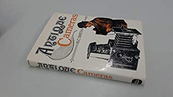 Hardcover Antique cameras Book