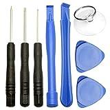 11 In 1/8 In 1 Teléfonos móviles Pantalla de apertura Herramientas de palanca Kit de reparación Mini destornilladores Herramientas de teléfono Set8 en 1
