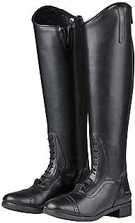 Saxon Ladies Syntovia Tall Field Boot 8.5 X-Wide