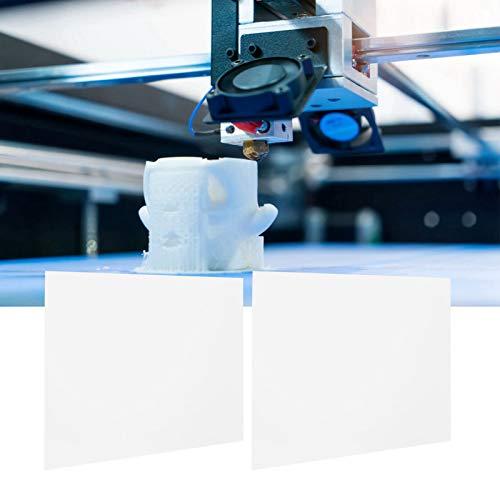 Pellicola di rilascio, pellicola di rilascio FEP LCS 2PCS, 200 × 140 mm, per attrezzatura per stampante 3D LCD da 5,5 pollici, attrezzatura per stampante 3D, con materiale ad alta definizione di grado
