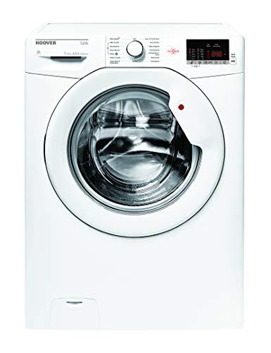 Hoover HLW G475D/5-84 Waschtrockner / 7 kg Waschen / 5 kg Trocknen/NFC-Technologie/Low-Temp. / Kurz-Programme