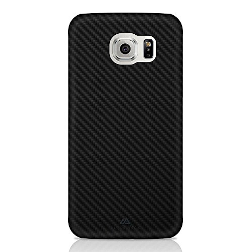 Black Rock Air Case Ultra Sottile per Apple iPhone, Black, Samsung Galaxy S6