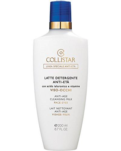 Collistar Latte Detergente Anti-Età Viso e occhi - 200 ml.
