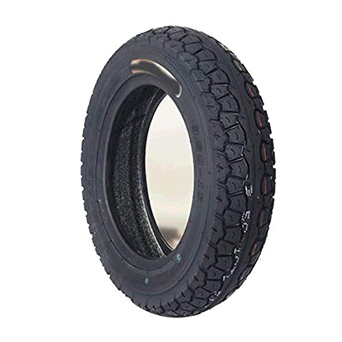 DLILI Neumático para Scooter eléctrico, neumático Inflable de vacío para Motocicleta 3.50-10, Antideslizante, Resistente al Desgaste, Resistente a la Carga, Apto para triciclos eléctricos, Perfil