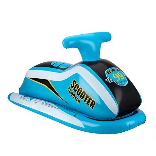 Phone Star Jetski aufblasbar Gummiboot für kleine Kinder Wasserspielzeug aufblasbares Pool & Strandboot