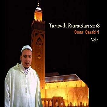 Tarawih Ramadan 2018 Vol 1 (Quran)