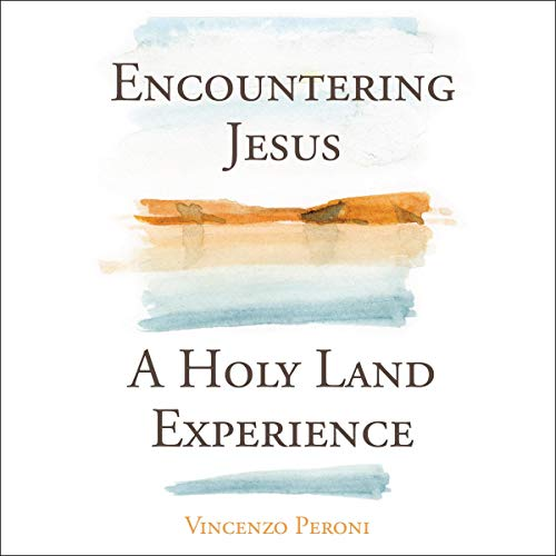 Encountering Jesus cover art