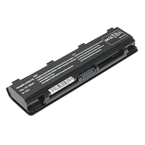 7xinbox 11.1V 5200mAh PA5024U-1BRS Repuesto Batería para Toshiba Satellite Pro C850 L850 L870 M800 Laptop PA5023U PA5023U1-BRS PA5024U