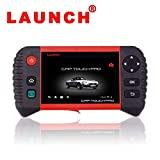 Launch CRP Touch Pro Outil de diagnostic de voiture, rouge