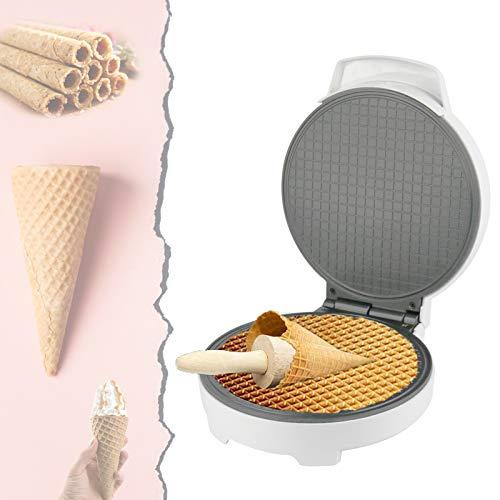 YSNJIN Eistüte-Maschine Knusper-Maschine Mit Antihaftbeschichtung Für Eierbrötchen