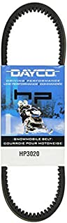 Dayco ATV HP High Performance Drive Belt - Manta/Polaris Centurion/Charger/Custom/Electra/Galaxy/Indy/Indy Trail/Star/WideTrak (See Specifications) - HP3020