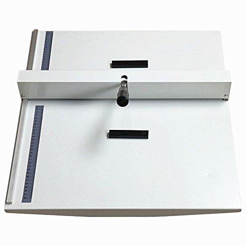 Best Price Update A3 Paper Folding Machine Creasing 460mm Manual Paper Marking Press