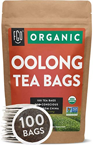 top 10 oolong tea bags Organic Oolong Tea Bags | 100 Tea Bags | Organic Craft Tea Bags | Ingredients from China |…