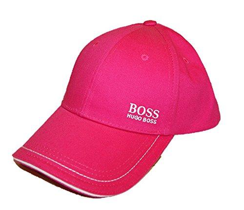 Boss 661 Green Casquette 1 couleur rose