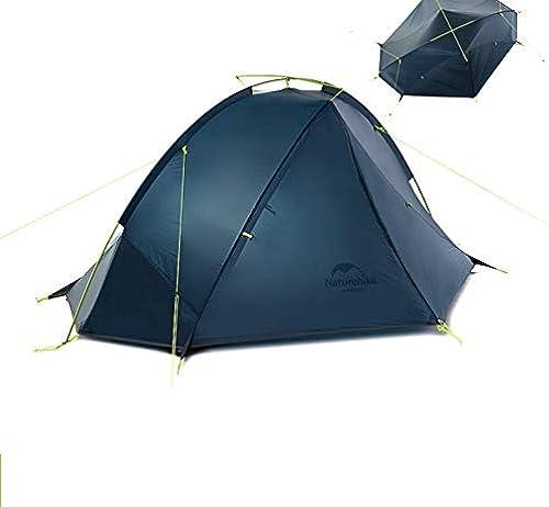 lo último Dylisy New Ultra Light Single Double Tent Tent Tent Tower Plus Wind and Rain Outdoor Camping Tent Person Double 235X210X105Cm  ahorrar en el despacho