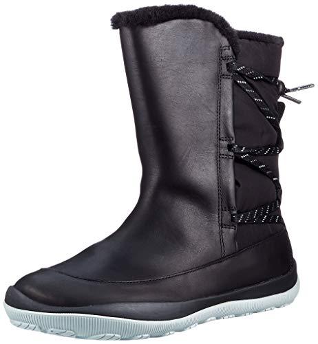Camper Womens Peu Pista GM Ankle Boot, Black, 38 EU