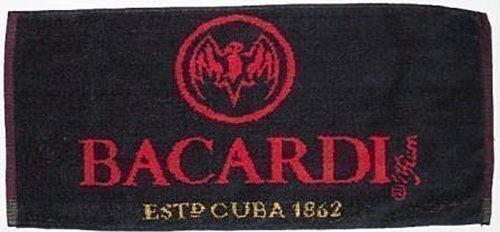 Bacardi asciugamano bar di cotone (pp)