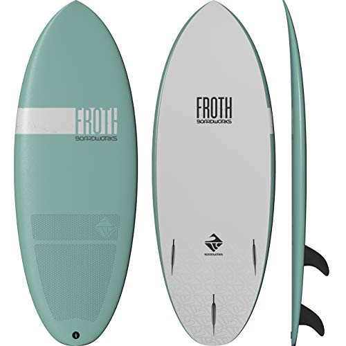 Boardworks Froth! Soft Top Surfboard