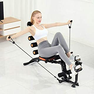 Mokshith Exercise Machine Fitness Equipment With Paddle Home Indoor Fitness Equipment ab Twister Chair Abdominal Muscle Tr...