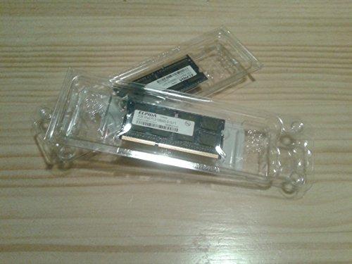4GB (2x 2GB) DDR3 1066MHz (PC3 8500S) SO Dimm Notebook Laptop Arbeitsspeicher RAM Memory Hynix Micron Elpida