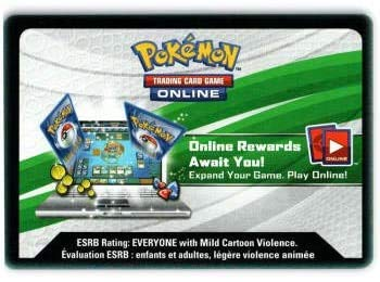Pokemon Eternatus VMAX Premium Collection Code Card (Get Both an Eternatus V and Eternatus VMAX on PTCGO!) by email! Sold and Shipped Solely by Dan123yal Toys+