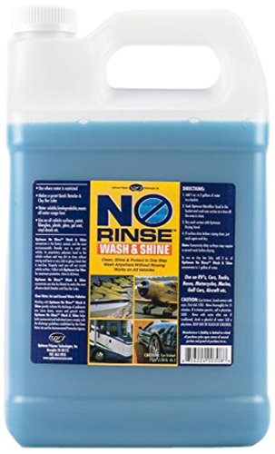 Optimum No Rinse Wash & Shine - 1 Gallon