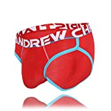 Andrew Christian CoolFlex Modal Brief w/Show-It Rojo S