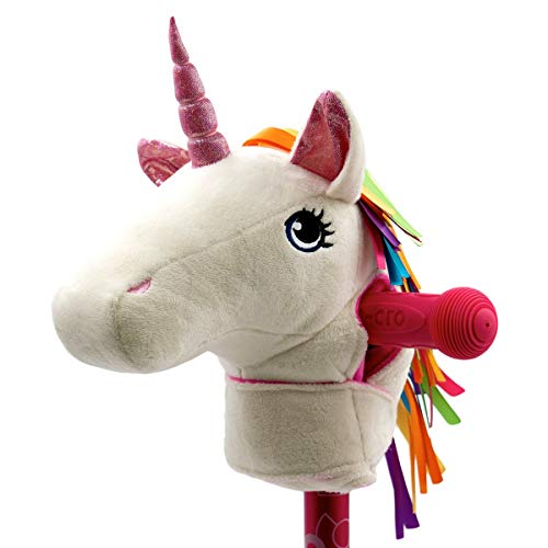 Micro Scooter Unicorn Head Handlebar Accessory