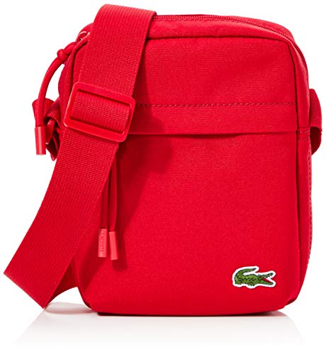 Lacoste Nh2102ne Herenboodschappentas & handtassen, 6,5 x 21 x 16 centimeter