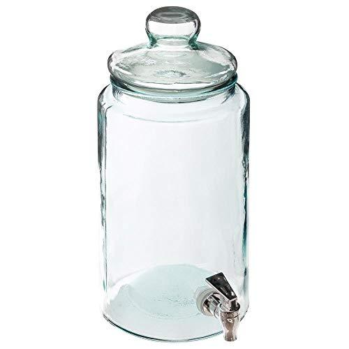 Bombonera de cristal con pie Secret de gourmet