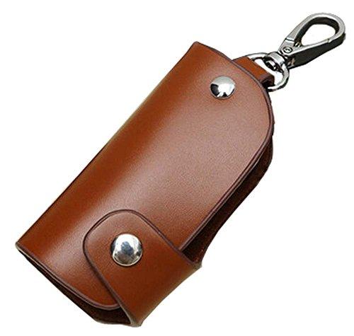 PANDA SUPERSTORE Best Car Key Bags Car Key Holster Straight Key Chains Key Covers Car Smart Keys