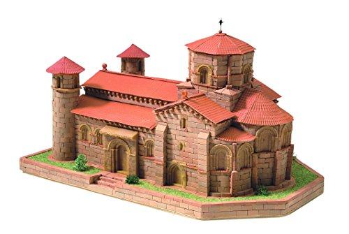 Keranova - Kit de cerámica San Martín de Frómista