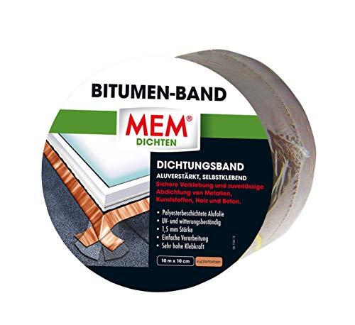 MEM 500476 bitumenband koper 10 cm x 10 m