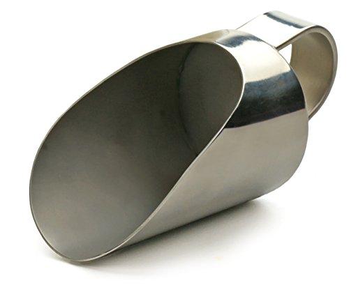 RSVP International Endurance Kitchen Collection Measuring Tools, Dishwasher Safe, 4.50 x 2 x 2, Stainless Steel