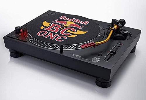 Plattenspieler Technics SL 1210 MK7re Limited Edition Redbull